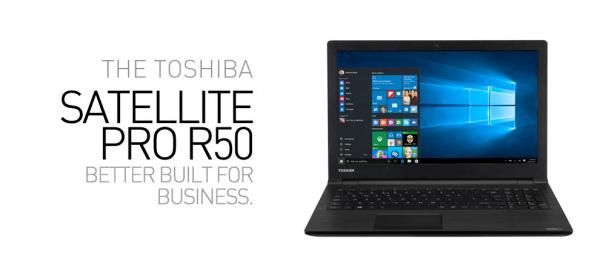 Toshiba Ex Demo R50 I5-6200 15.6