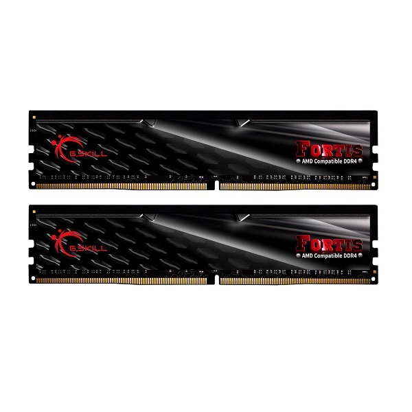 G.skill Ddr4-2400 16gb Dual Channel Fortis F4-2400c15d-16gft GS-F4-2400C15D-16GFT