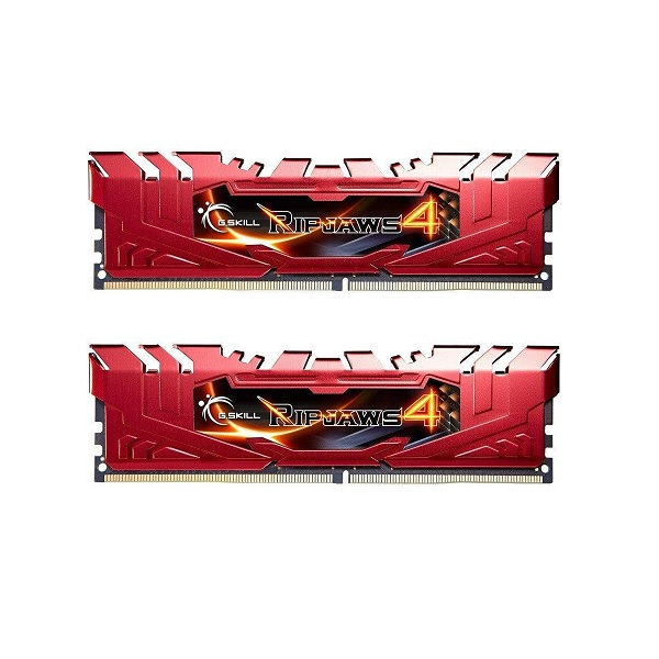 G.skill Ddr4-2400 8gb Dual Channel Ripjaws4 F4-2400c15d-8grr GS-F4-2400C15D-8GRR