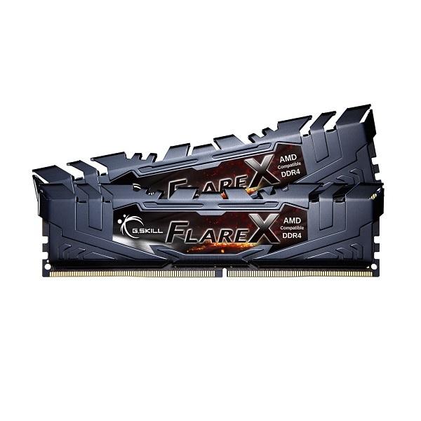 G.skill Ddr4-2133 32gb Dual Channel Flare X F4-2133c15d-32gfx GS-F4-2133C15D-32GFX