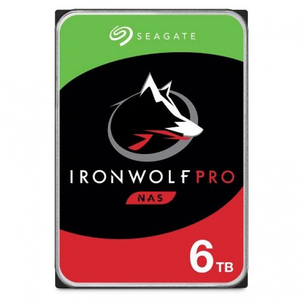 Seagate Ironwolf Pro Nas HDD 3.5