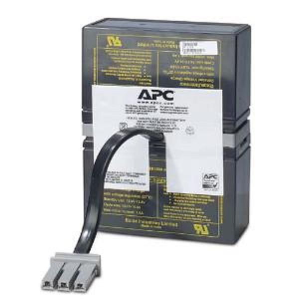 Apc - Schneider Prem Repl Batt Cart 1yr Warranty No.32 RBC32