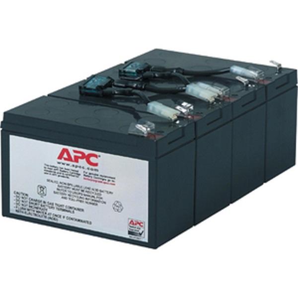 Apc - Schneider Prem Repl Batt Cart 1yr Warranty No.8. RBC8