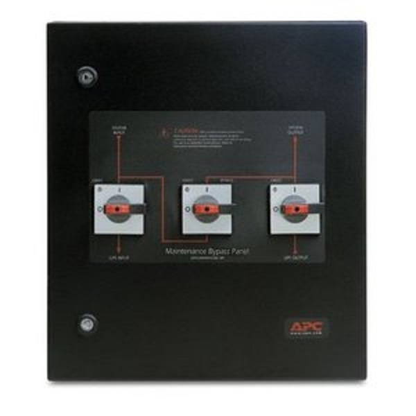 Apc - Schneider Smartups Vt Maintenance Bypass SBPSU30K40HC1M1-WP