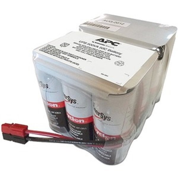 Apc - Schneider Apc Replacement Battery Cartridge 136 APCRBC136