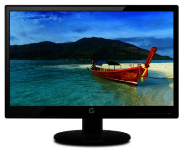 Hp 19ka 18.5in Monitor 16:9 T3U81AA