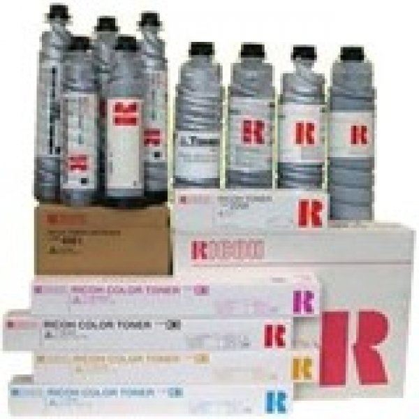 RICOH Yellow Toner 1000 Page Yield For 405691