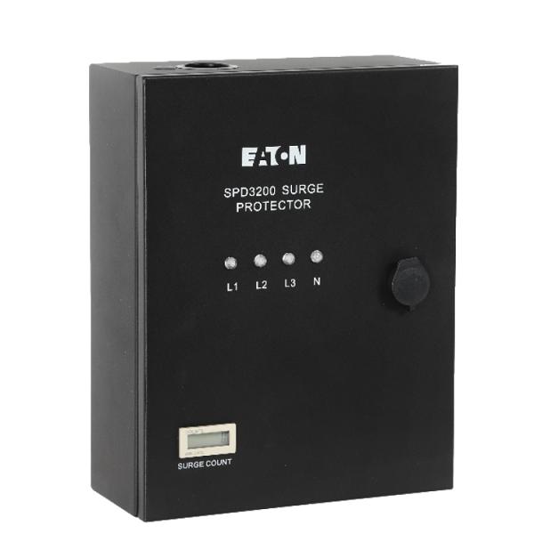 Eaton 3 Phase 200ka 3 Mode Alarm Common Mode SPD3200-TN-E