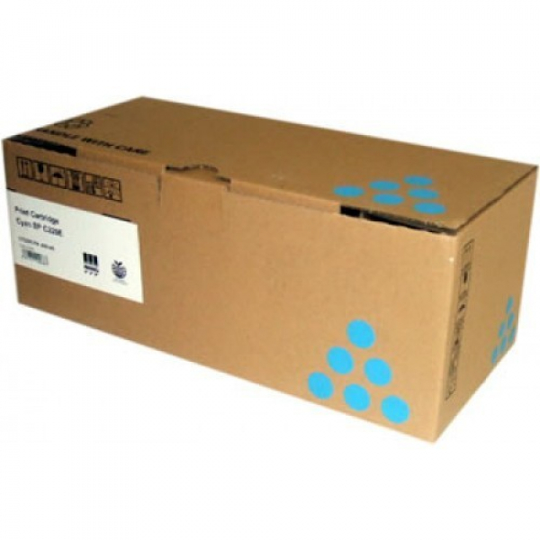RICOH Cyan Toner 2k Pages 406060