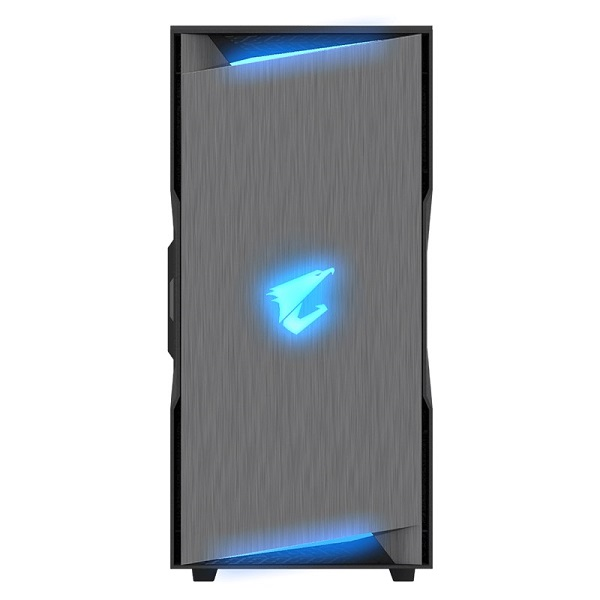 Gigabyte Aorus Ac300g Tempered Glass Atx Mid-tower Pc Gaming Case 2x3.5