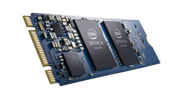 Intel Optane SSD 800P M.2 80mm 58 GB, 3D XPoint™  Pcie Nvme 1450/640 Mb/s 2 SSD Drives (SSDPEK1W060GA01)