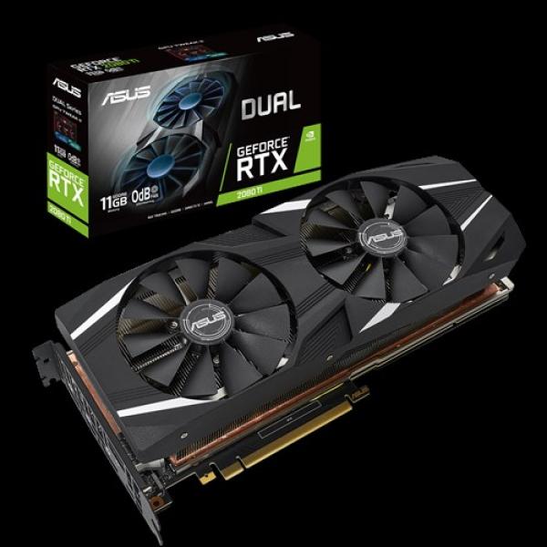 Asus Nvidia DUAL-RTX2080TI-11G
