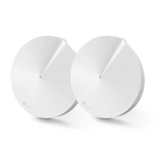 Tp-link Deco M9 Plus (2-pack) AC2200 Smart Home Mesh Wi-fi System (Deco M9 Plus(2-pack))
