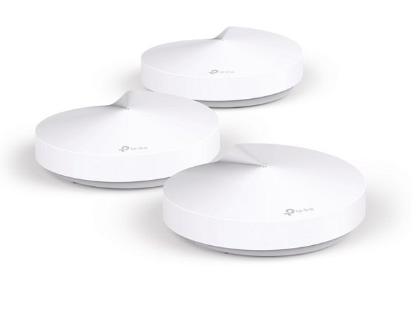 Tp-link Deco M5 (3-pack) Whole-Home Mesh Wi-fi 1300Mbps Router Bu (Deco M5(3-pack))