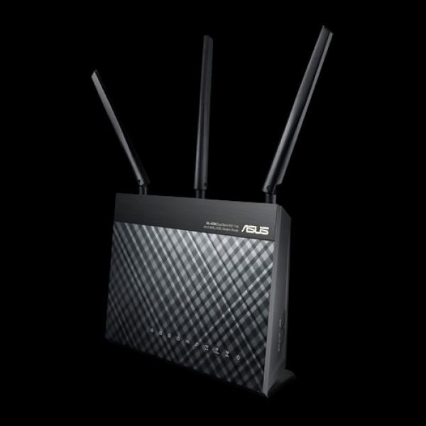 Asus Aimesh AC1900 Whole Home Wifi System (RT-AC68U AiMesh 2 Pack)