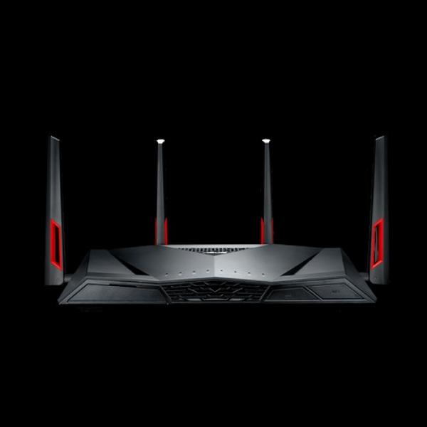 Asus AC3100 Dual-Band ADSL/VDSL Gigabit Wi-fi Modem Router With Parent (DSL-AC88U)