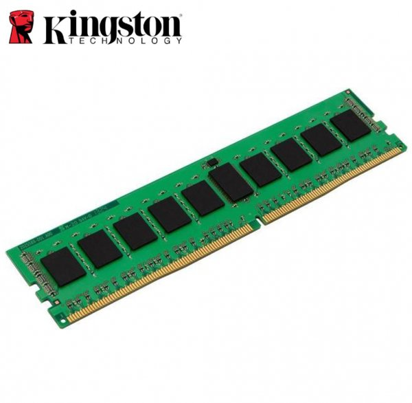 Kingston 8gb (1x8gb) Ddr4 Udimm 2666mhz Cl19 1.2v 288 Pin Valueram Single  (KCP426NS8/8)