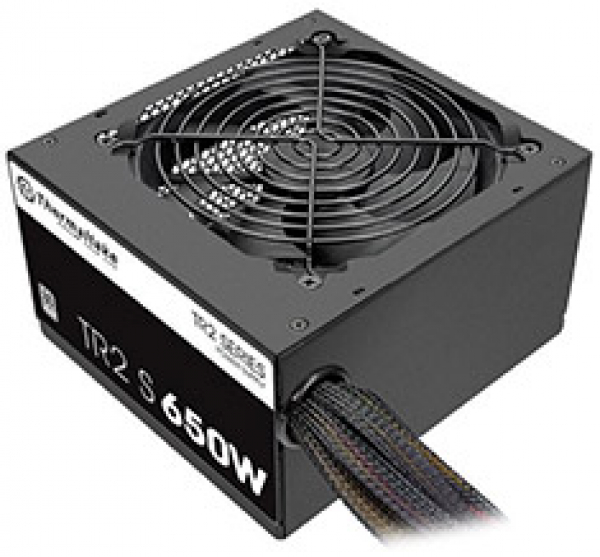 Thermaltake 650w 80 plus tr2 s Power Supply PS TRS 0650NPCWAU 2