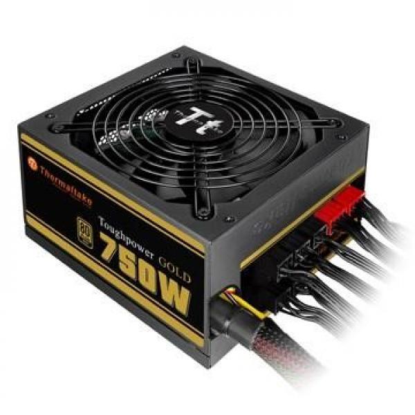 Thermaltake Psu 750w-toughpower-80-plus-gold (PS-TPD-0750MPCGAU-1)
