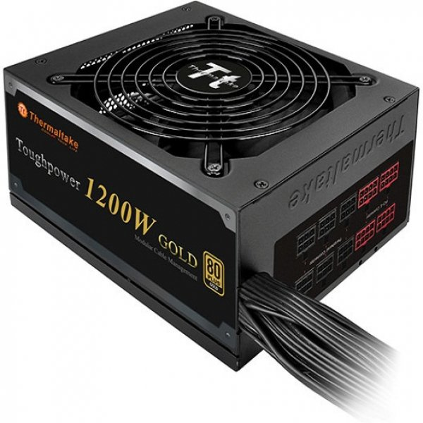 Thermaltake 1200w toughpower gold Power Supply PS TPD 1200MPCGAU 1