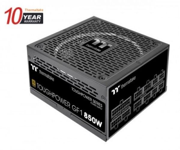Thermaltake 850w toughpower gf1 80 plus gold Power Supply PS TPD 0850FNFAGA 1