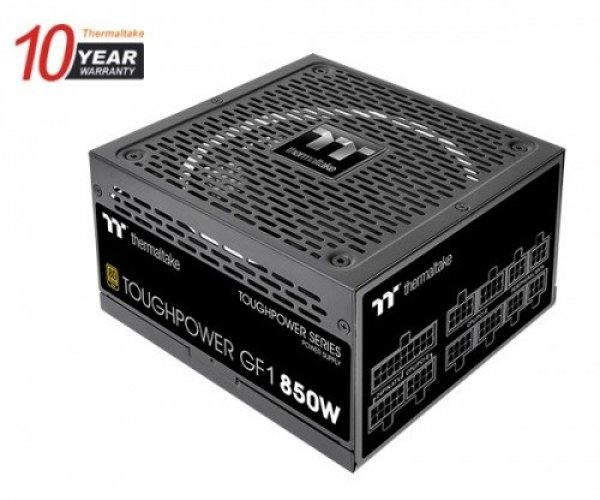Thermaltake 850w toughpower gf1 80 plus gold Power Supply PS TPD 0850FNFAGA 1