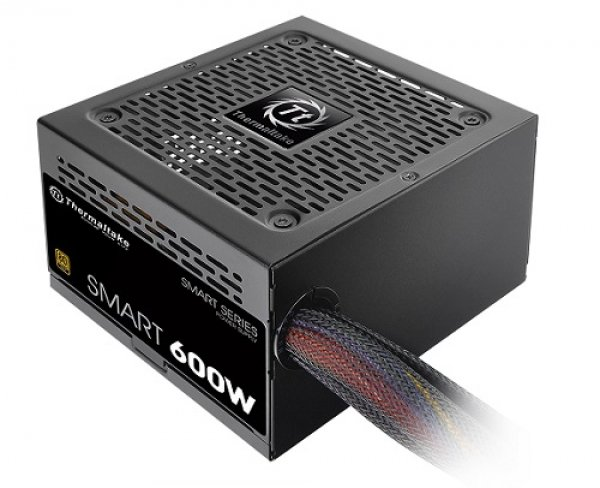 Thermaltake 600w smart 80 plus gold oem Power Supply PS TTP 0600NNFAGA 1