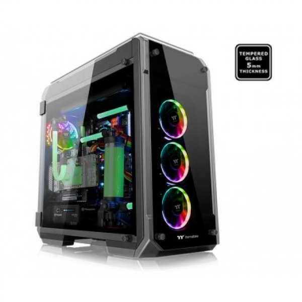 Thermaltake Cas View-71-rgb (CA-1I7-00F1WN-01)