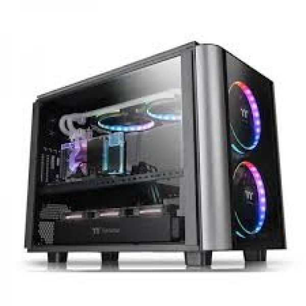 Thermaltake Cas Level-20xt-temp-glass (CA-1L1-00F1WN-00)