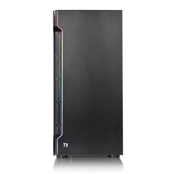 Thermaltake Cas H200-tempered-glass-rgb-black (CA-1M3-00M1WN-00)