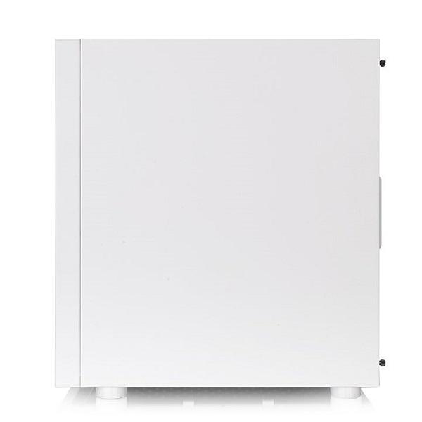 Thermaltake Cas H200-tempered-glass-rgb-snow (CA-1M3-00M6WN-00)