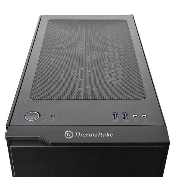 Thermaltake Cas H100-tempered-glass (CA-1L4-00M1WN-02)