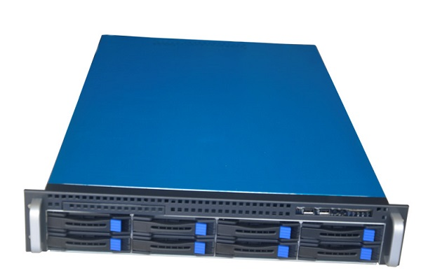 Tgc Rack Mountable Server Chassis 2u 8-bays Hotswap 680mm Depth (TGC-2808)
