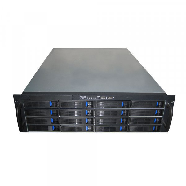 Tgc Rack Mountable Server Chassis 3u 16-bay Mini-sas Hot-swap Rack Mo (TGC-316)