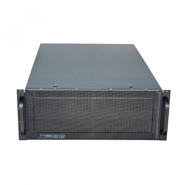 Tgc Rack Mountable Server Chassis 4u 650mm Depth With Atx Psu Window  (H4-650)