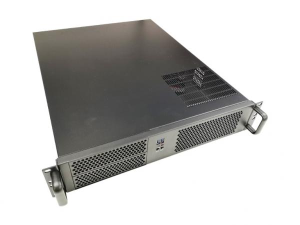 Tgc Rack Mountable Server Chassis 2u 550mm Depth (TGC-24550-3.0)