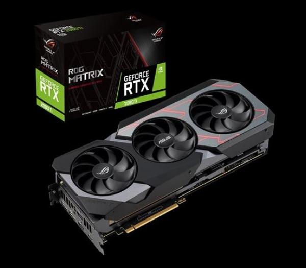 Asus Nvidia (ROG-MATRIX-RTX2080TI-P11G-GAMING)