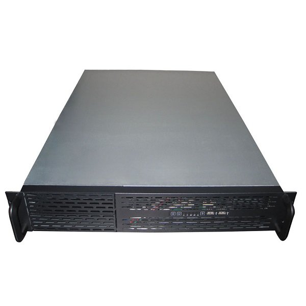 Tgc Rack Mountable Server Chassis 2u 650mm Depth With Atx Psu Window  (TGC-23650)