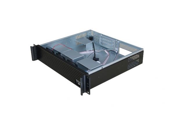 Tgc Rack Mountable Server Chassis 2u 400mm Depth No Psu (requires 1u  (TGC-2380-4H)