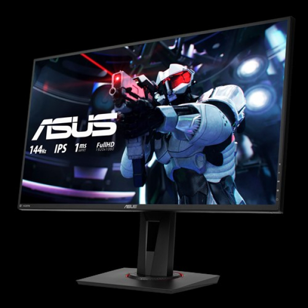 Asus Gaming Monitor - 27inch Full Hd Ips 1ms (mprt) 144hz Adaptive-syn (VG279Q)
