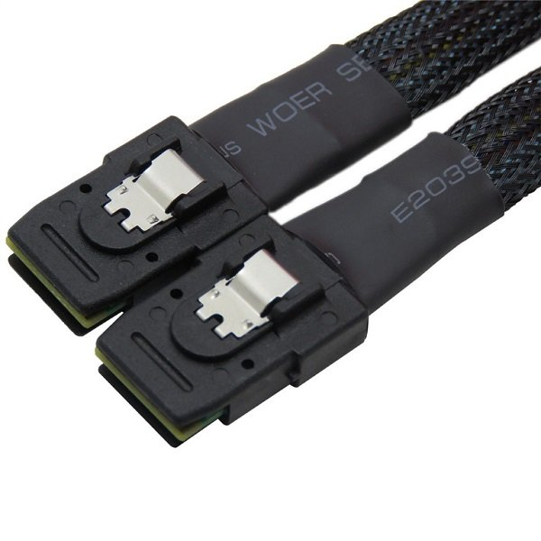 Tgc Chassis Accessory Sff-8087 To Sff-8087 Cable 60cm (1-to-1) Mini S (TGC-BC101)