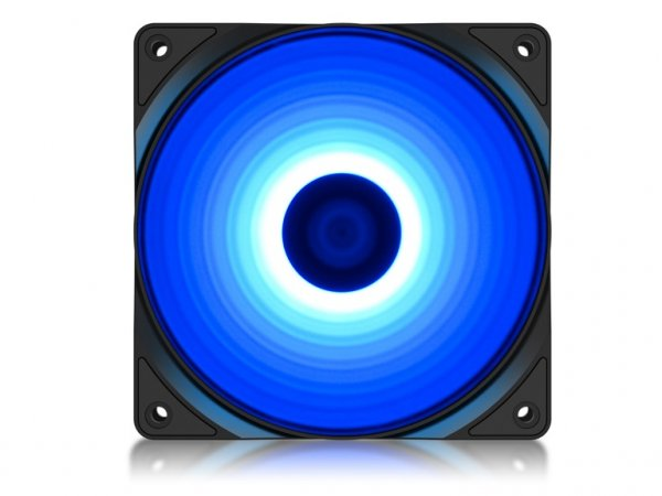 Deepcool Deepcool High Brightness Case Fan With Built-in Blue Led (dp-fled (RF120B)