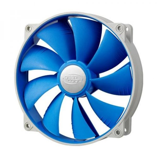 Deepcool Deepcool Ultra Silent 140mm X 25mm Ball Bearing Case Fan With Ant (UF140)