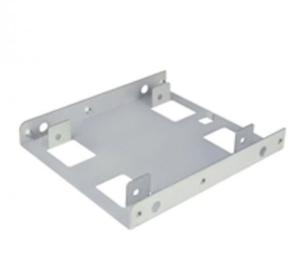 Hgst 2.5 To 3.5 Inch Aluminium Hard Drive Mount Silver - Hddmt (A118SL)