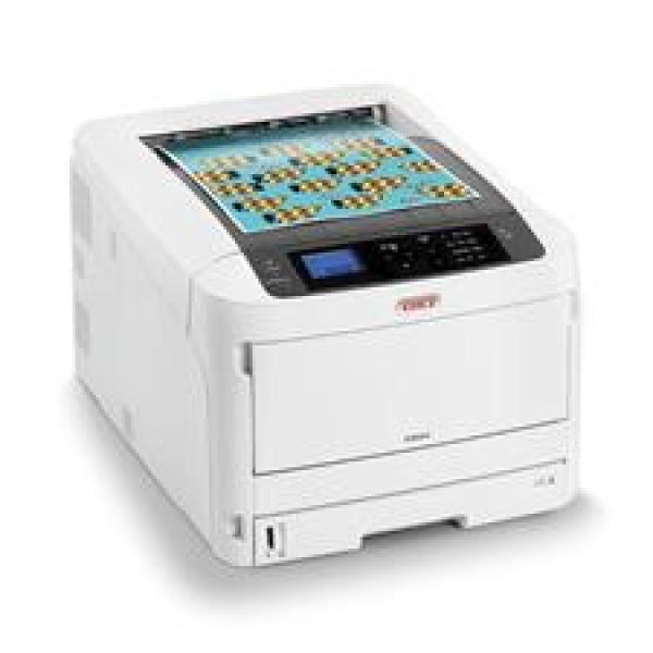 Oki C834dnw Colour A3 36ppm Network Pcl 400 Sheet + Duplex Printer (47074215DNW)