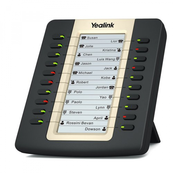 Yealink Expansion Board For Sip-t27p/sip-29g Lcd Screen 20 Dual Leds. Su (EXP20)