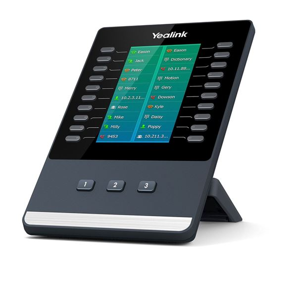 Yealink Color-screen Expansion Module For T5 Series Ip Phones Including S (EXP50)