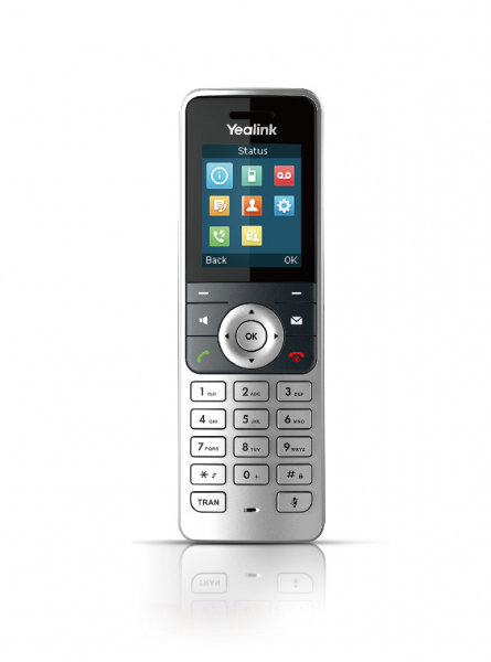 Yealink Sip Dect Ip Phone Handset To Suit W53p / Dect Systems (W53H)