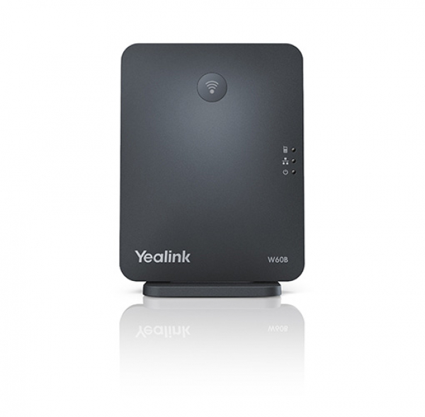Yealink Wireless Dect Solution Including Base Station (W60B)