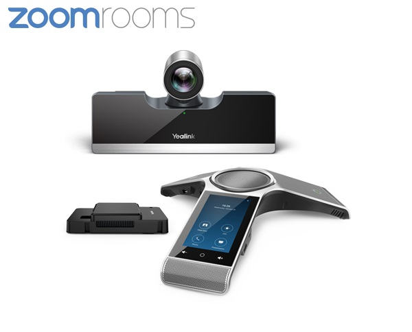 Yealink Zoom Room Conference Kit For Small And Medium Boardrooms - No Min (CP960-UVC50)